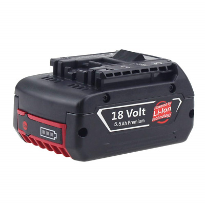 Forrat BAT610G 18V 5.5Ah Lithium-ion Replacement Battery for Bosch...