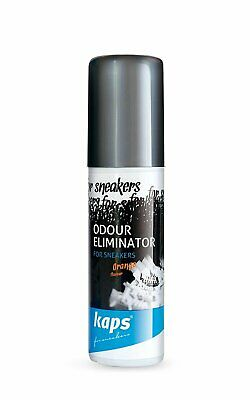 Sneakers Shoe Deodorant, Odor Absorber, Eliminator, Kills Bacteria, Orange