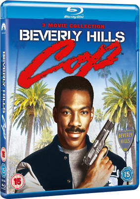 Beverly Hills Cop Triple Collection (Blu-ray) *BRAND NEW*