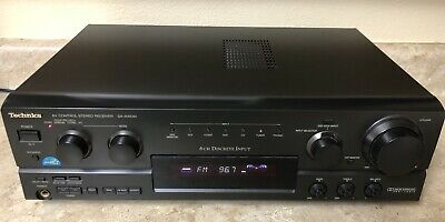 Technics SA-AX530 AV Control Stereo Receiver - Phono & Tuner - Tested & Works
