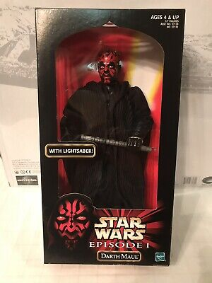 """Star Wars Episode I Action Collection Darth Maul 12"""""""