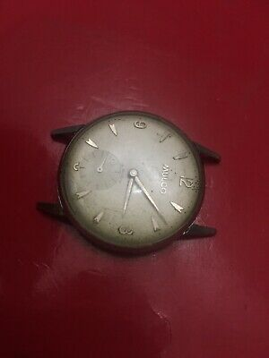 Vintage MULCO Art deco - cal. 1120 swiss made wrist watch