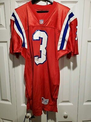 60 GAME ISSUED PLAYER Worn New England Patriots Jersey 100 ... 6dc1c390b