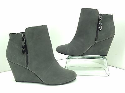 108fa87253e WOMEN S SHOES BCBG BCBGeneration ARIES Ankle Boots Smoke Taupe Size ...