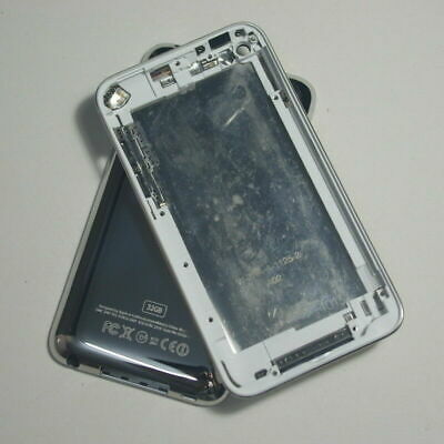 For iPod Touch 4th Black original back cover 8GB 16GB 32GB 64GB case housing
