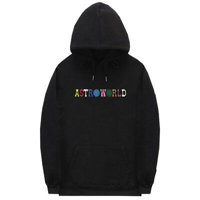 Astroworld Sportwear Sweatshirts Wish You Were Here Men Women Hooded Pullover