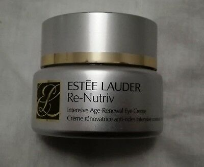 Estee / Estée Lauder - Re-Nutriv - Intensive Age - Renewal Eye Creme - 15 Ml