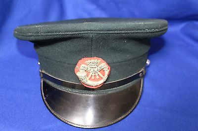 British army Cornwall Regiment Peaked hat 1964