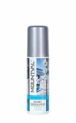 Helmet Cleaner And Sanitiser, Dermatologically Tested Refreshing Spray Helmets