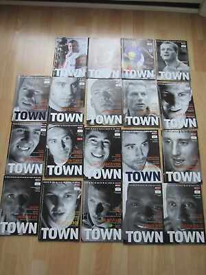 12/02/2005 Ipswich Town V Leicester City 2004/05 FREE POSTAGE