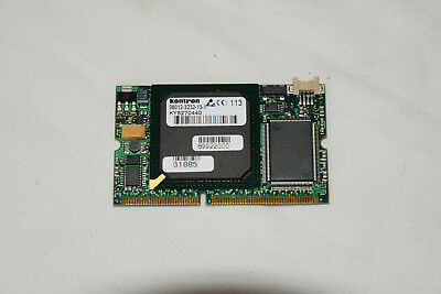 Kontron DIMM-PC / 520 IE, Cpu module with Ethernet, 32 Mb flash - 32 Mb ram.