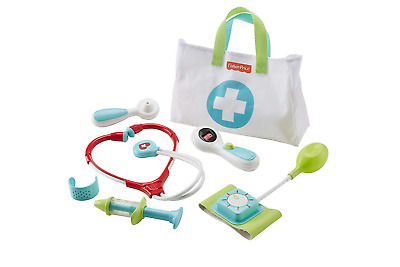 Fisher-Price Medical Kit, Role Play Medical Kit Toy for Toddlers, from 3 Years