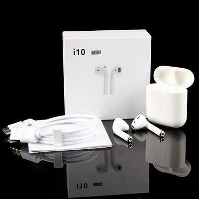 New i10 tws Latest version Bluetooth Earbuds! Wireless! | Free Shipping!