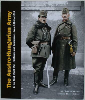 The Austro-Hungarian Army In The First World War