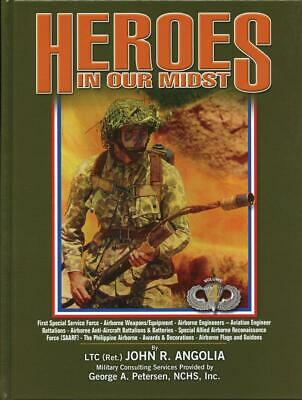 HEROES IN OUR MIDST, VOLUME 4: First Special Service Force - Airborne Weapons/Eq