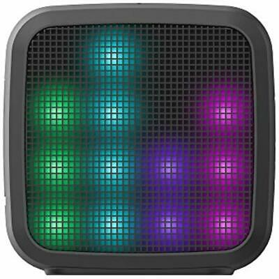 Trance Portable Bluetooth Speakers Mini Wireless Lightshow Speaker, 36 LED Party