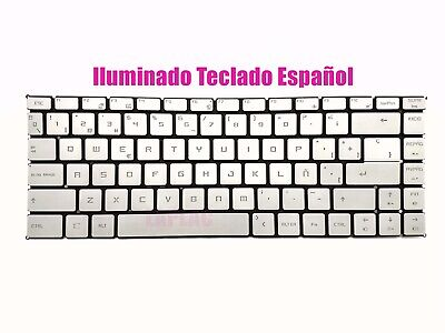 New Spanish keyboard for MSI PS42 Modern 8RC/8RA/8MO PS42 8RB/PS42 8M Teclado