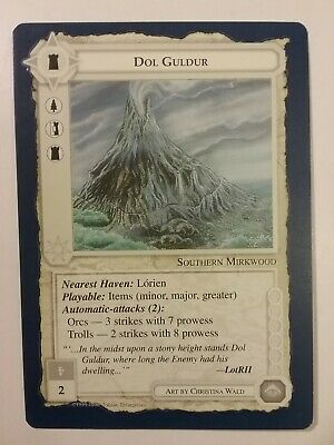 MECCG Middle-earth Radagast The Tamer Against the Shadow Middle earth NM