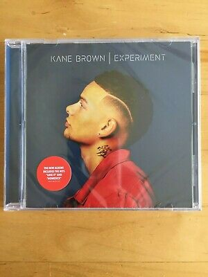 Kane Brown - Experiment Cd **brand New & Sealed**