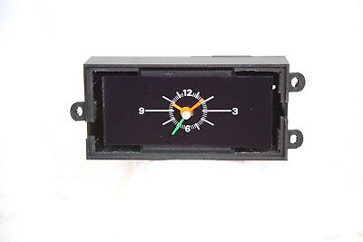 NEW! 1971 1972 1973 Mustang Cougar Battery Powered Dash Console Clock