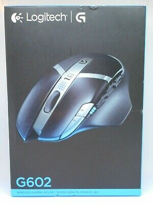 NEW LOGITECH - G602 Wireless Optical 11-Button Scrolling Gaming Mouse