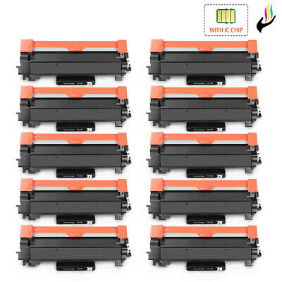 TN760 TN730 Toner with Chip for Brother TN760 DCP-L2550DW HL-L2390DW L2395DW Lot