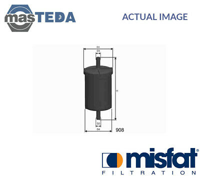 Misfat Engine Fuel Filter E510 P New Oe Replacement