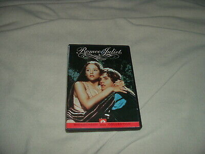 Romeo and Juliet (DVD, 2000) Olivia Hussey, Leonard Whiting 1968 RARE OOP
