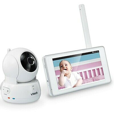 VTech VM991 Wireless WiFi Video Baby Monitor with Remote Access App.
