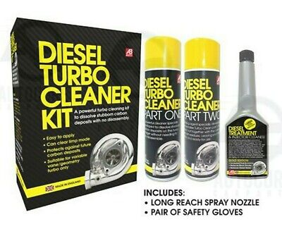 Power Maxed Diesel Turbo Cleaning Kit 5pcTracked fast delivery turbo clean