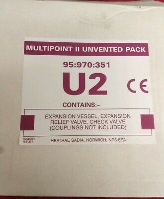 Heatrae Sadia multipoint Expansion kit pack (U2)