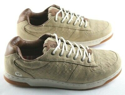 84348cd5c2 Gravis Comet Ry Low Sneakers Mens Sz 13 Khaki Canvas Skateboarding Shoes