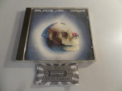 Oxygene [Audio-CD]. Jarre, Jean-Michel: