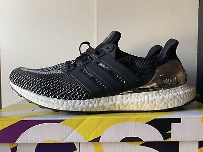 4cd4c129b2910 ADIDAS ULTRA BOOST 2.0 Silver Medal Pack 2018 BB4077 Mens Size 13 ...