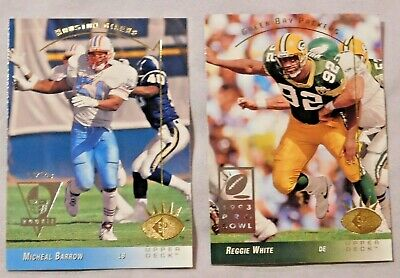 1993 SP Football Card Pick one