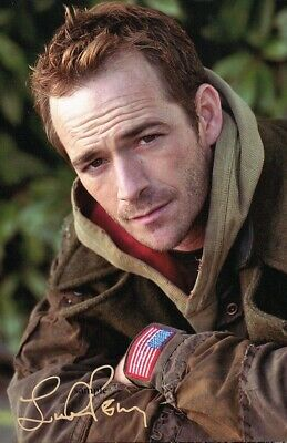 Luke Perry #4 Reprint 8X10 Photo Signed Autographed 90210 Riverdale Man Cave
