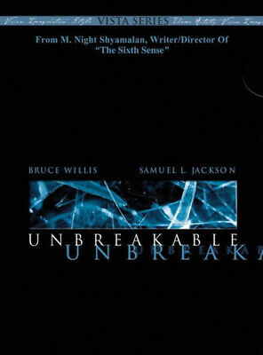 Unbreakable 786936862072 (DVD Used Very Good)