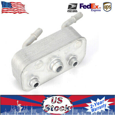 OEM 17227505826 TRANSMISSION Oil Cooler Kit Silver For BMW