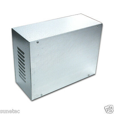"""SN1148 11"""" Metal Instrument Enclosure, Metal Chassis, Electronic Case for DIY"""