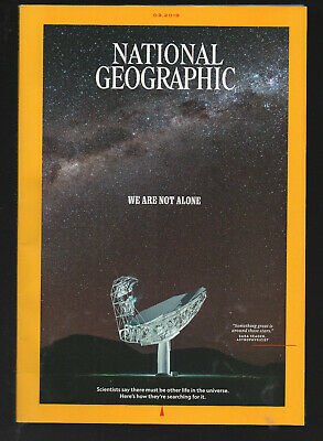 National Geographic March 2019 WE ARE NOT ALONE El Salvador Borneo Treehoppers