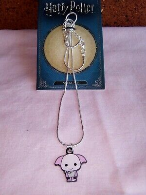Harry Potter : Dobby Cutie Necklace from The Carat Shop