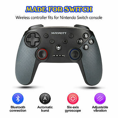 4x BK Wireless Bluetooth Game Controller Pad Gamepad For Sony PS3 Playstation 3
