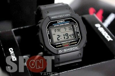 Casio G-Shock Classic Digital Watch DW-5600E-1  DW5600E 1