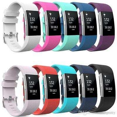 NEW Fitbit Luxe Charge 2 Various Replacement Band Wristband Watch Strap On sell
