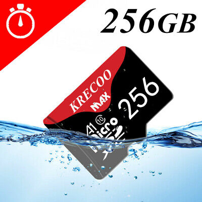 256GB 128GB 64GB U3 95MB/S Micro SD Card Class10 UHS-1 Memory Card