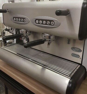 La San Marco Espresso Machine Double Portafilter Handle Italy