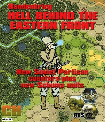 Critical H Advanced Tob Hell Behind the Eastern Front - Partisan Warfa Zip MINT