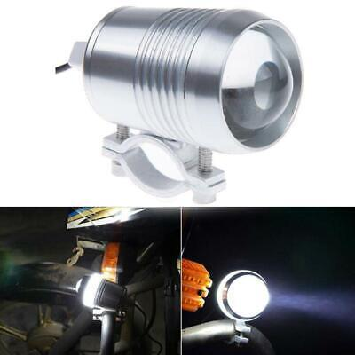 30W 12V CREE U2 LED Headlight High Low Beam Flashing Light Driving Spot Lamp