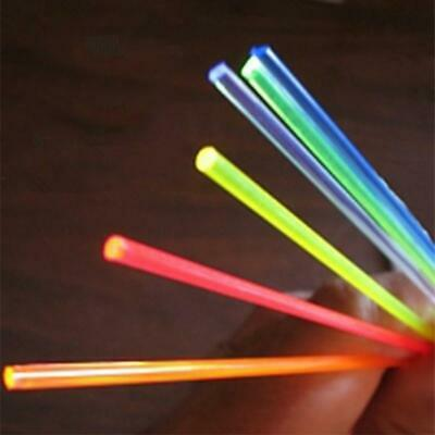 50cm 0.75mm Fiber Optic Bow Sight Replacement Pins Compound Bow Archery Red Yell