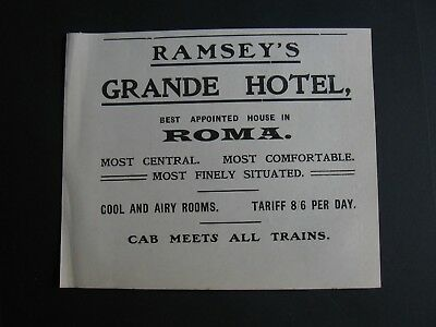Ramsey's Grand Hotel, Roma, Queensland
